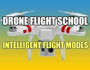 intelligent drone flight mode-blog