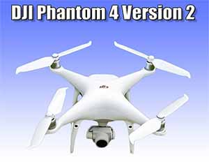 phantom 4 version drone blog