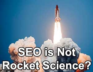 SEO rocket science