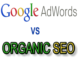 adwords organic seo